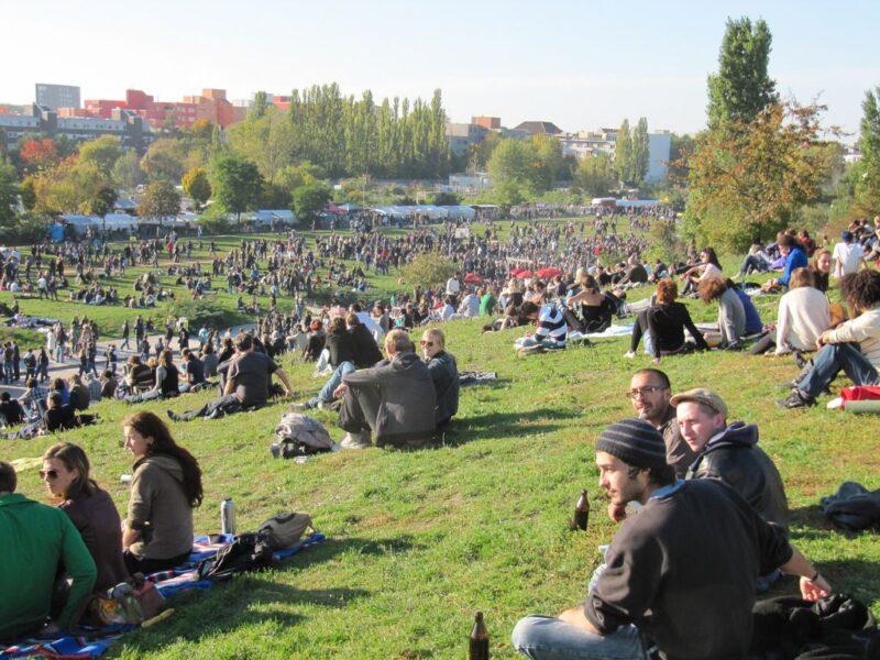 Mauerpark: qué ver y hacer en el pulmón de Berlín