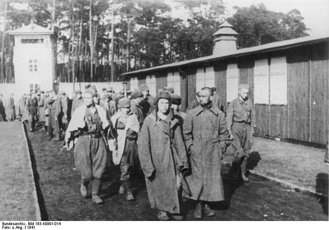 campo de concentracion Sachsenhausen