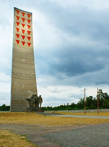 monumento ruso Sachsenhause