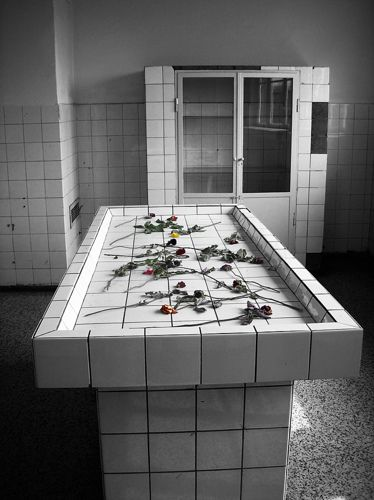 morgue Sachsenhausen