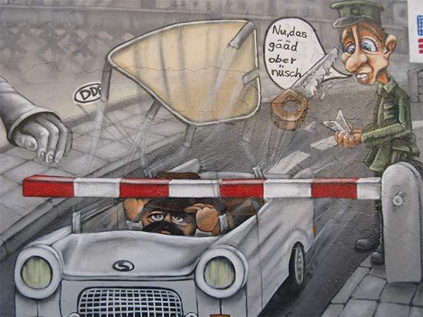 Fuga muro Berlín Heinz Meixner