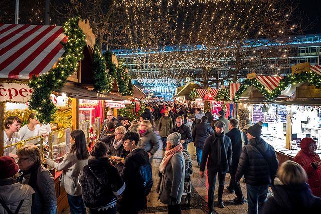 Berlín En Navidad Los Mercadillos Navideños Y La Magia De Sus Luces
