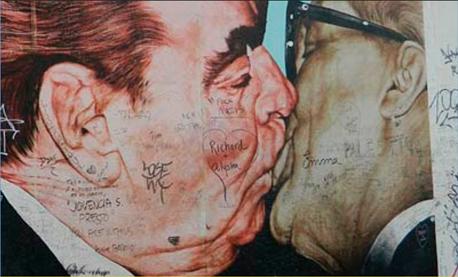 Tour gratis por el muro de Berlín y guerra fría