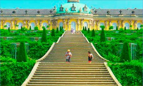 Free tour Potsdam