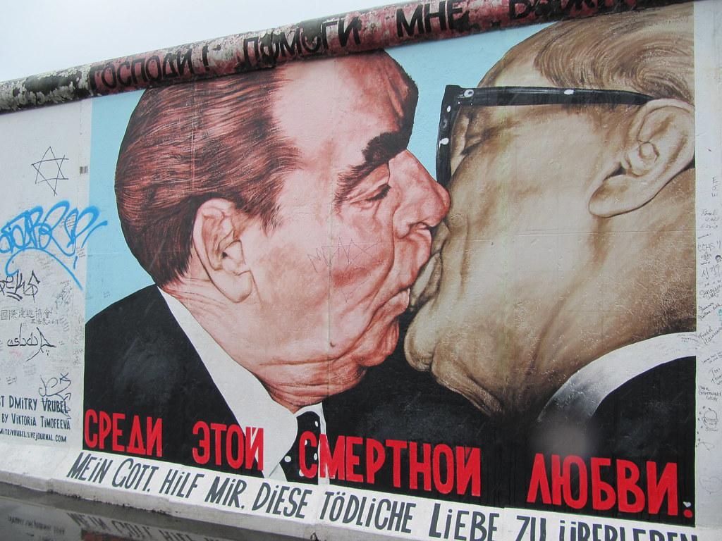Tour gratis Guerra Fría y muro de Berlín