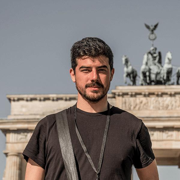 Guía tour Berlín Franco