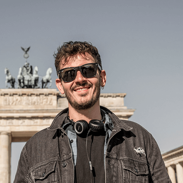 Guía tour Berlín Leo