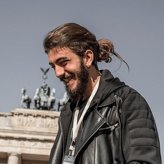 Guía en Berlín Lisardo
