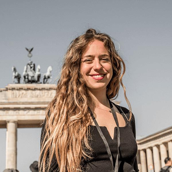 Guía en Berlín Monti