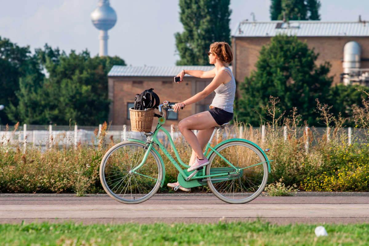 Tour gratis en bicicleta por Berlín